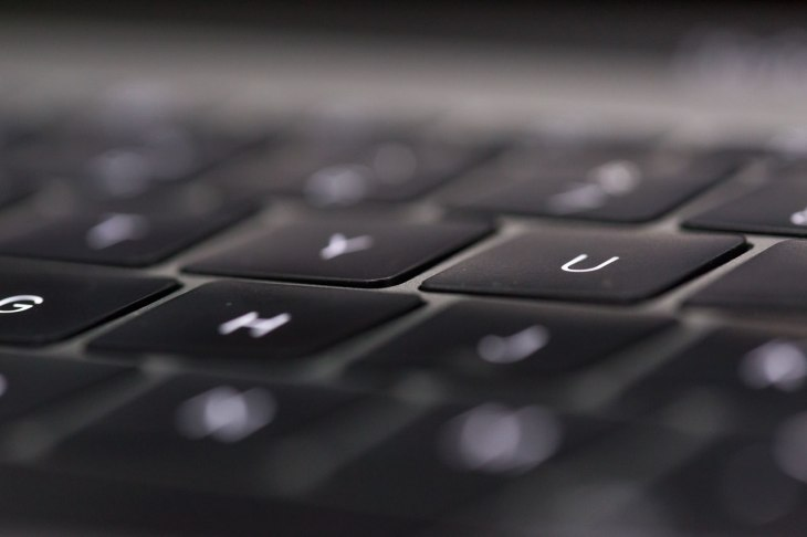 An ode to Apple's awful MacBook keyboard | TechCrunch