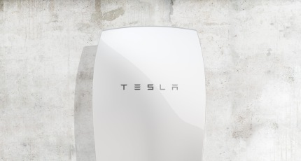 Tesla's $3,000 Powerwall Will Let Households Run Entirely On