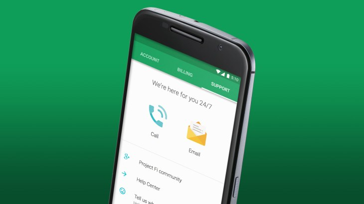 Google makes splitting the cost of Project Fi group plans