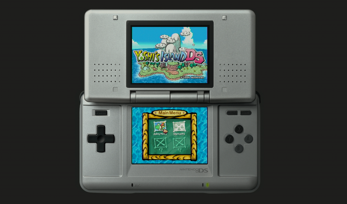 Nintendo DS Wii U Virtual Console