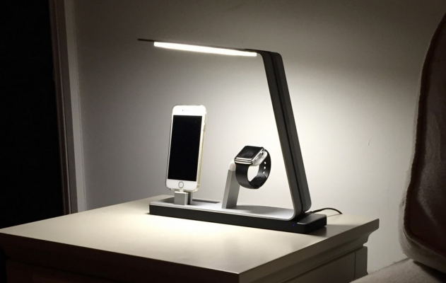The Mitagg Nudock Is A Slick Way To Charge Your Iphone And