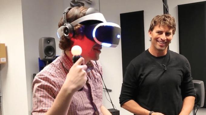 Google snags Sony's 'Magic Lab' VR guru