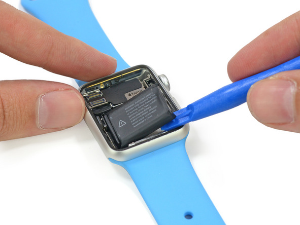 iFixit Apple Watch teardown