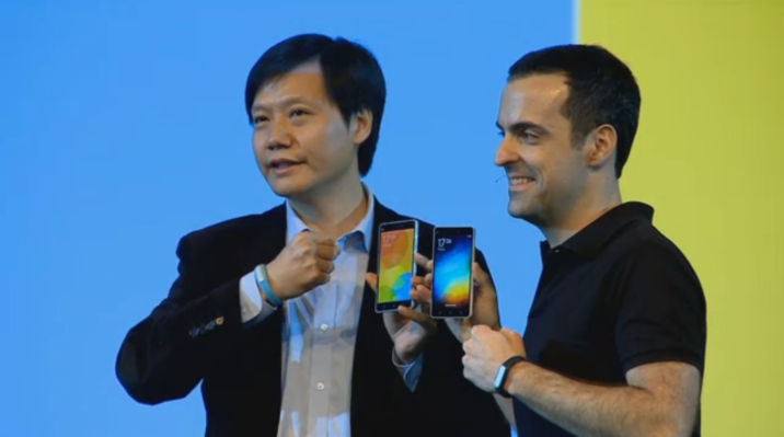 Xiaomi's former head of international Hugo Barra lands IPO windfall screenshot 2015 04 23 18 58 06