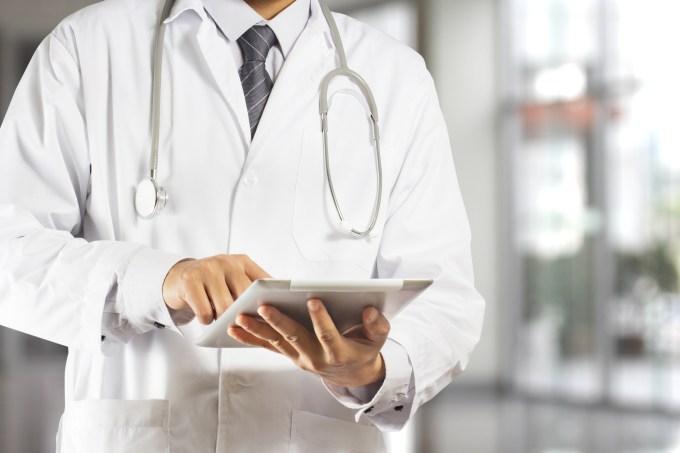 healthcare shutterstock