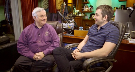 Foundation Leo Laporte On Twit And Following Your Passion Techcrunch