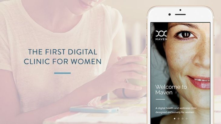 Maven Launches The First Telemedicine Platform Made For Women With