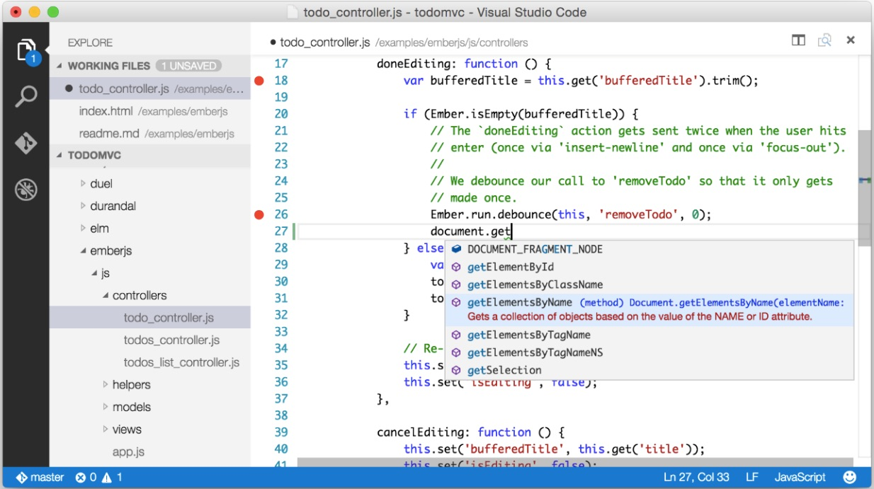 microsoft launches visual studio code a free cross platform code