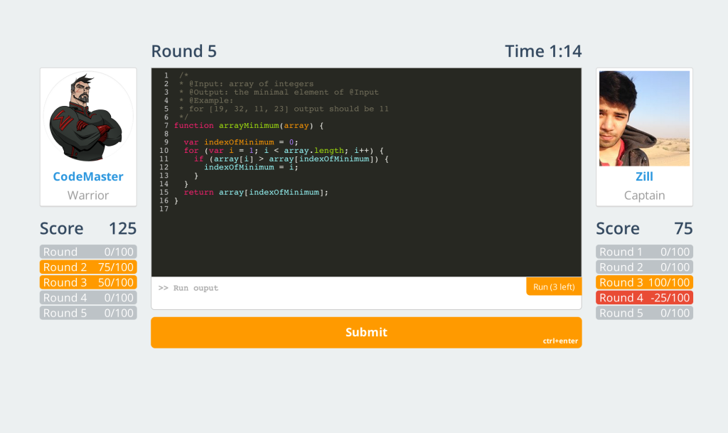 CodeFights Scores $2 4 Million To Turn Coding Practice Into A Game