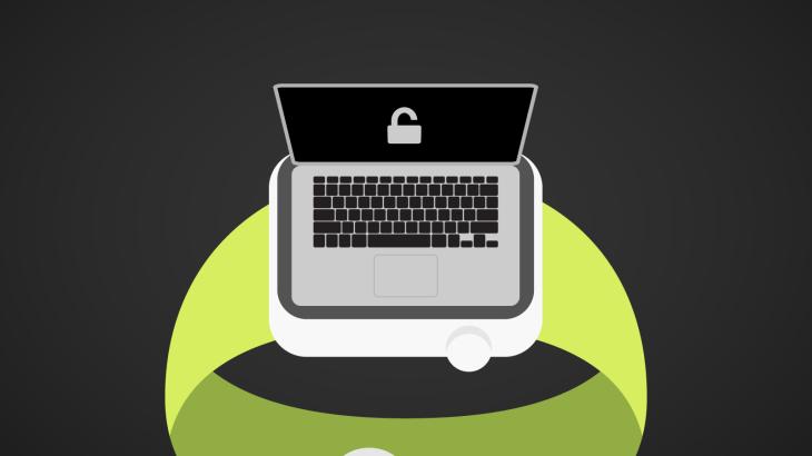 unlock windows computer with apple watch