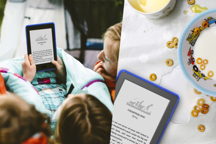 "249a084acb93 Amazon wants parents to buy Kindles for their children and is today  launching a discounted ""Kindle for Kids Bundle"" to encourage them to do so."