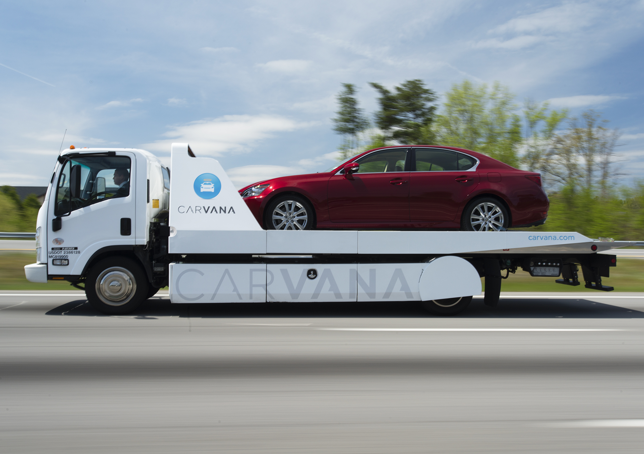 line Auto Sales Startup Carvana Is Raising $300 Million To Expand