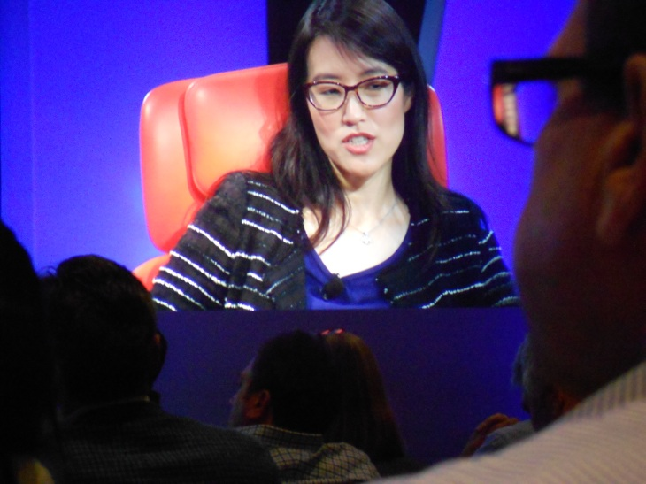 Ellen Pao Says Silicon Valley Isn't A Meritocracy  It's Not