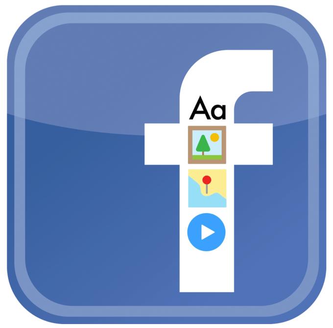 Facebook Consumes Content