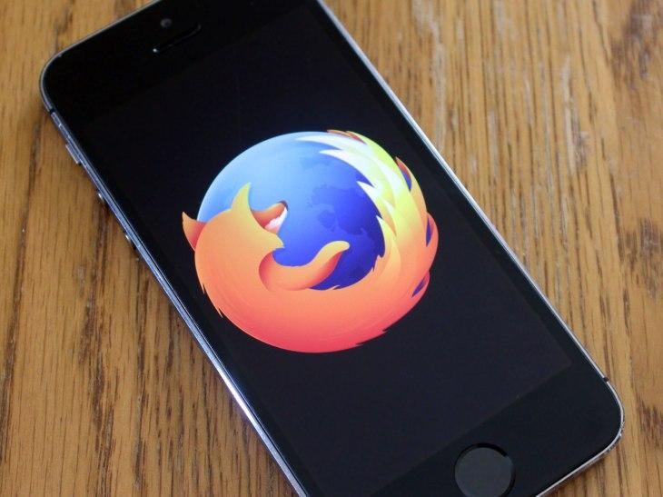 Firefox For iOS Begins Its Beta Testing Program | TechCrunch