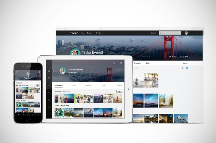 "Flickr Brings Back Its ""Pro"" Subscription Plan 