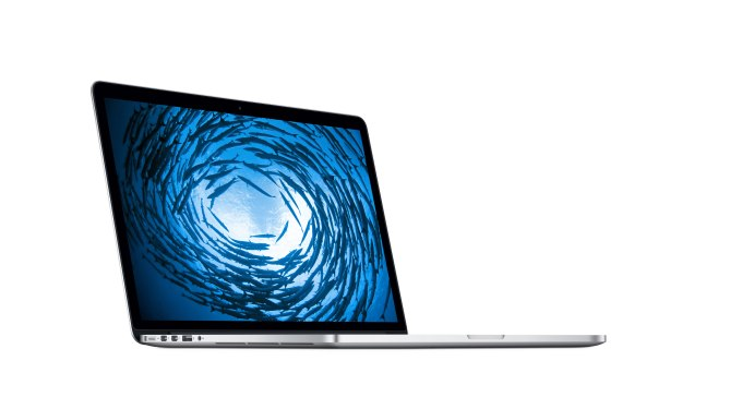 15-inch MacBook Pro with Retina Display