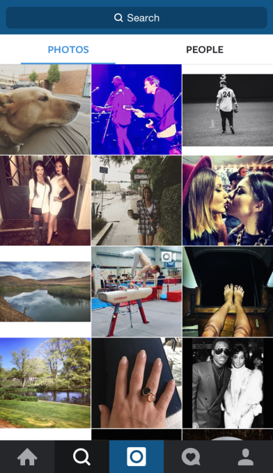 Instagram Explore May 2015