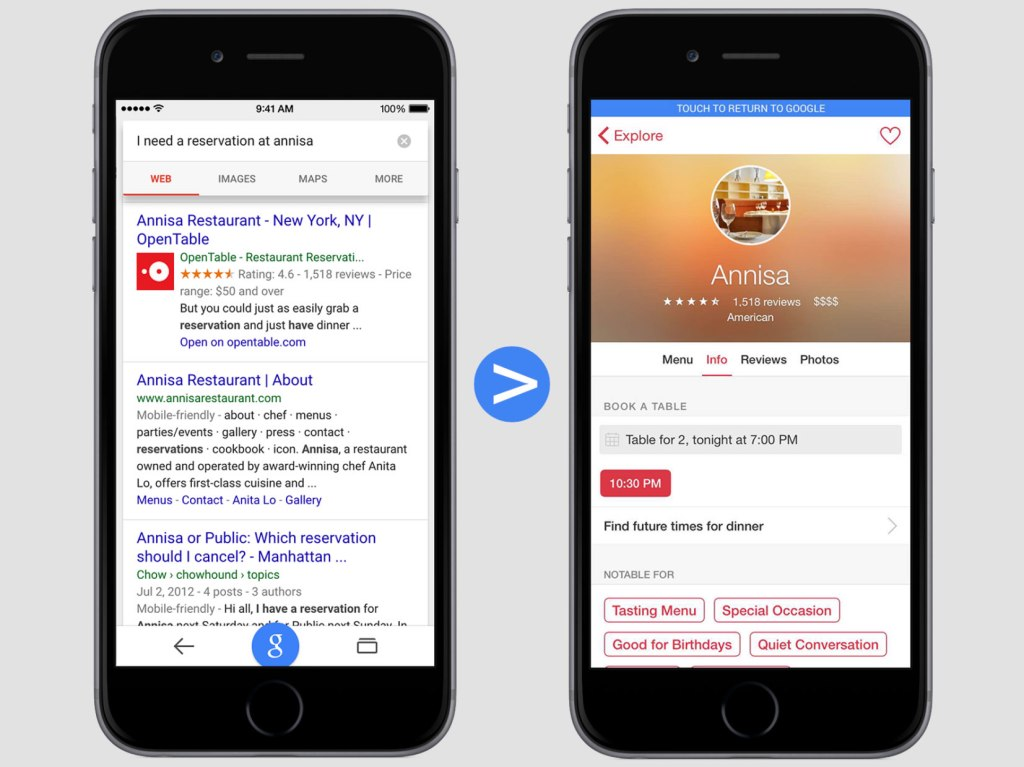 Amazing Google Search Will Now Also Feature Content From Ios Apps Interior Design Ideas Clesiryabchikinfo