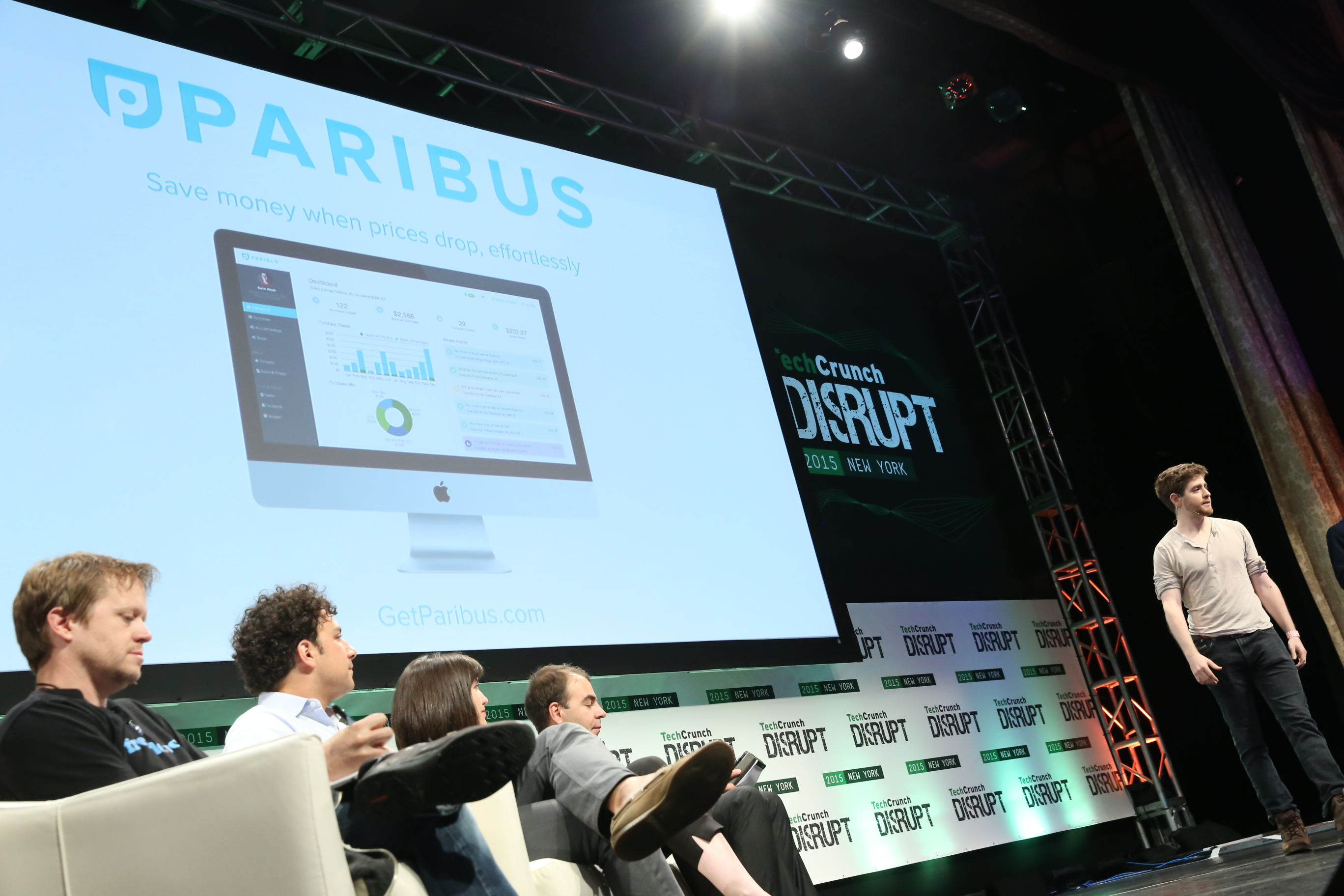 capital one acquires online price tracker paribus techcrunch. Black Bedroom Furniture Sets. Home Design Ideas
