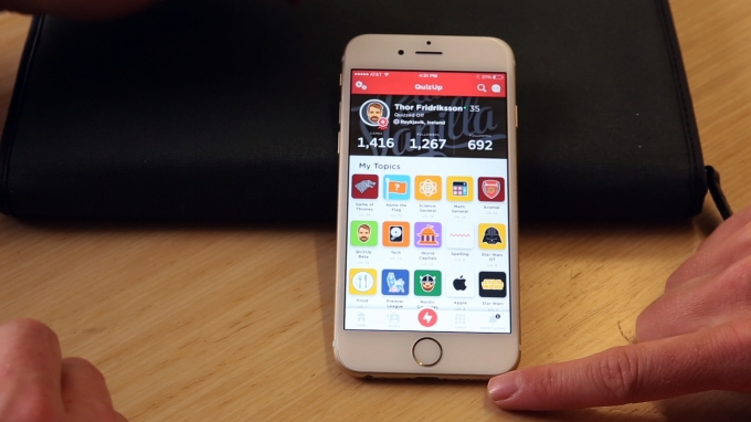 QuizUp Just Turned Into A Social Network | TechCrunch