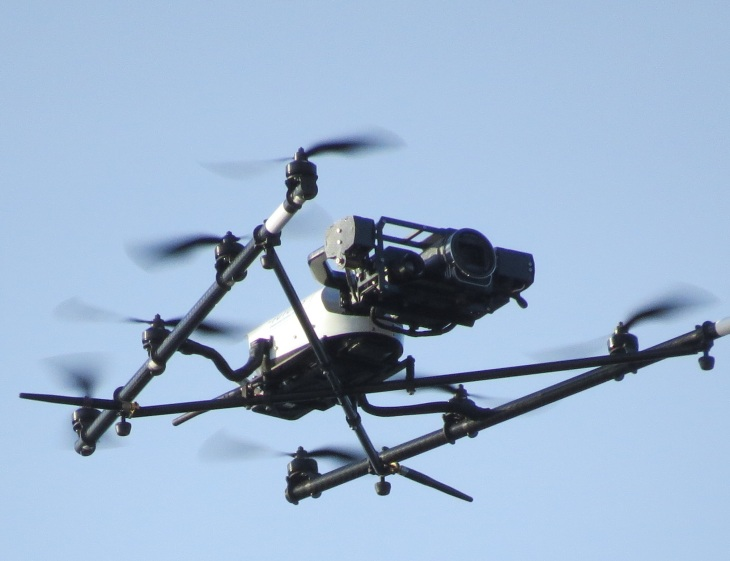 Drone Startup Sky-Futures Secures $3 8M From MMC To Scale Up Oil And