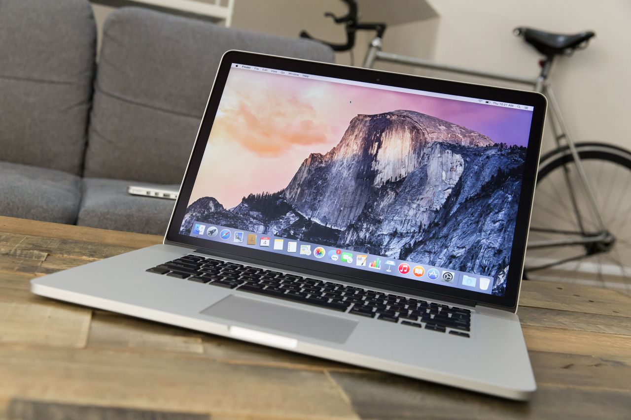 mac pro 15 inch 2015 review