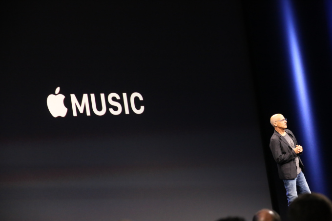 techcrunch.com - Matt Burns - Apple expands its reach with free Apple Music on Verizon Wireless