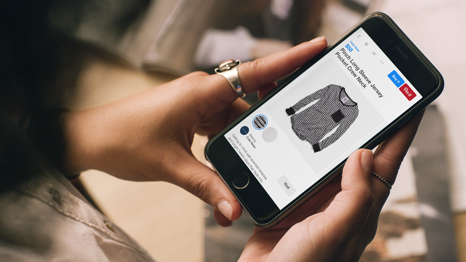 Pinterest Unveils Buyable Pins, A Way To Purchase Things Directly ...