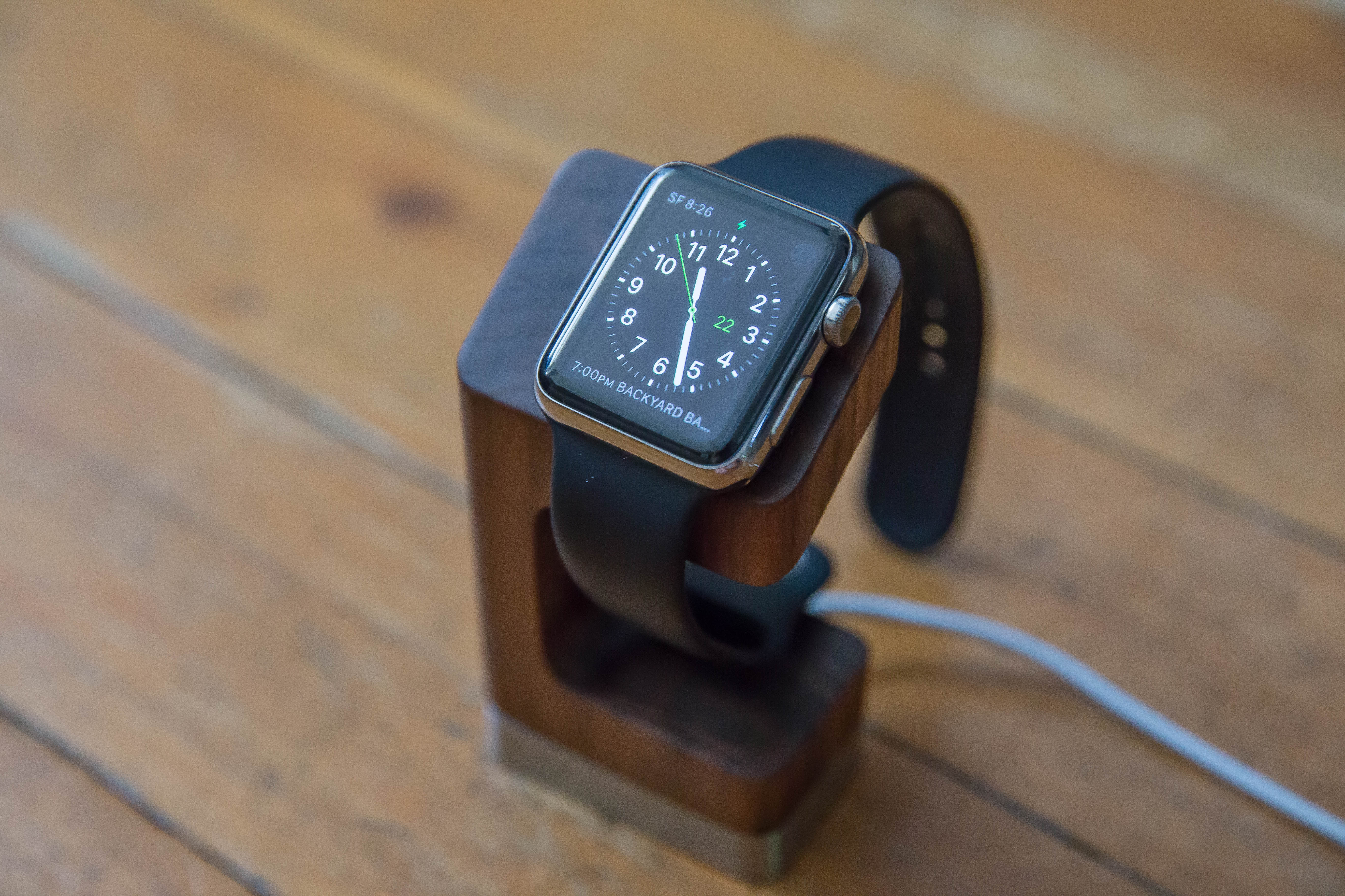 DODOcase's Apple Watch Accessories Have You Covered At Home And Away