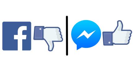 Messenger No Longer Requires A Facebook Account | TechCrunch