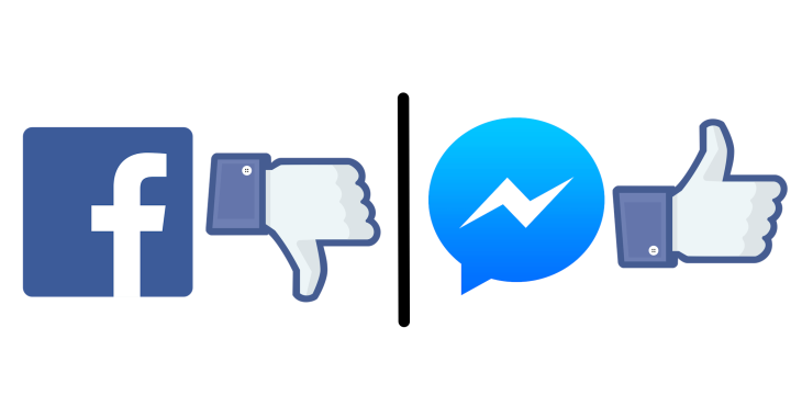 Messenger No Longer Requires A Facebook Account | TechCrunch
