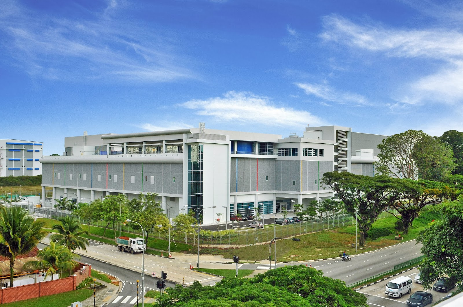 Google Expands Its Data Centers In Asia As Millions Come ...