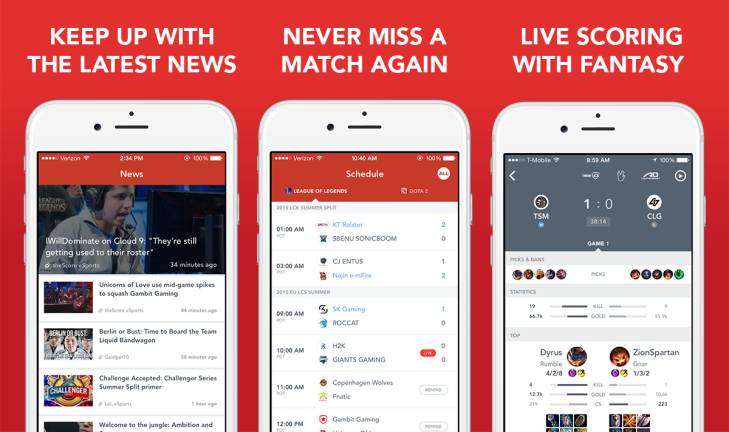 YC-Backed Instant eSports Is ESPN for Competitive Gaming