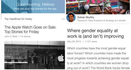 News Reader Pulse Updates Apps, Now Serves You Stories Based