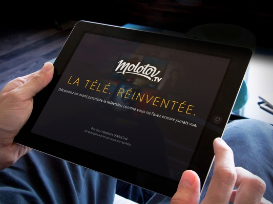 Molotov Signs Deals With French TV Networks, Launches Beta In November – TechCrunch