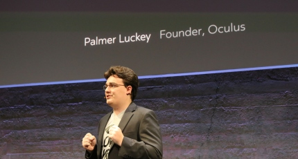 "No More Ballparks"" — Oculus' Palmer Luckey Admits Screwing"