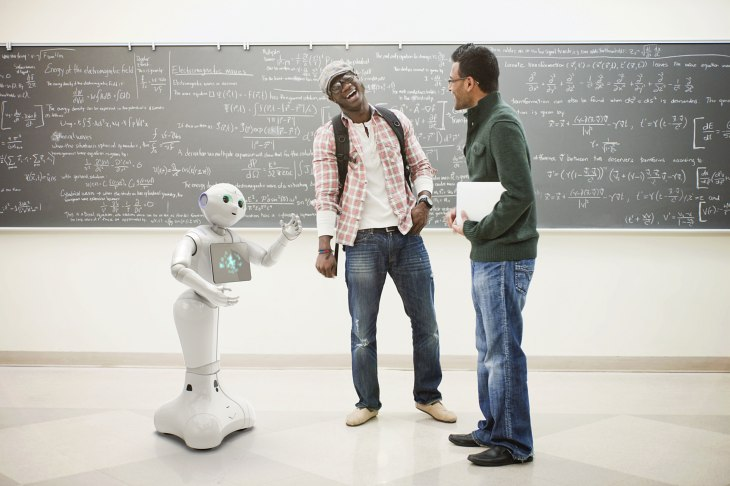The Enterprise Model Of Pepper, SoftBank's Robot, Will Cost