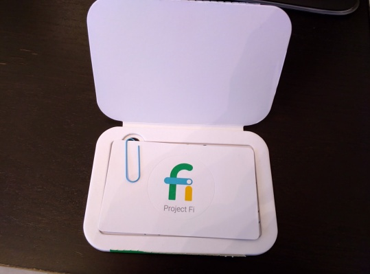 Google's Project Fi Gets an Improved VPN Service