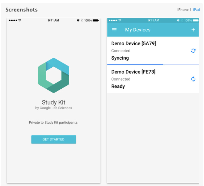 study kit ios app