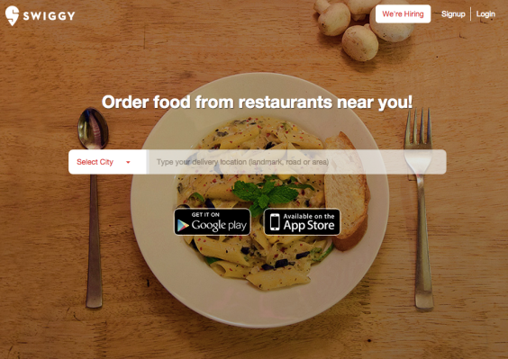 Online Payment Food Delivery Hyderabad