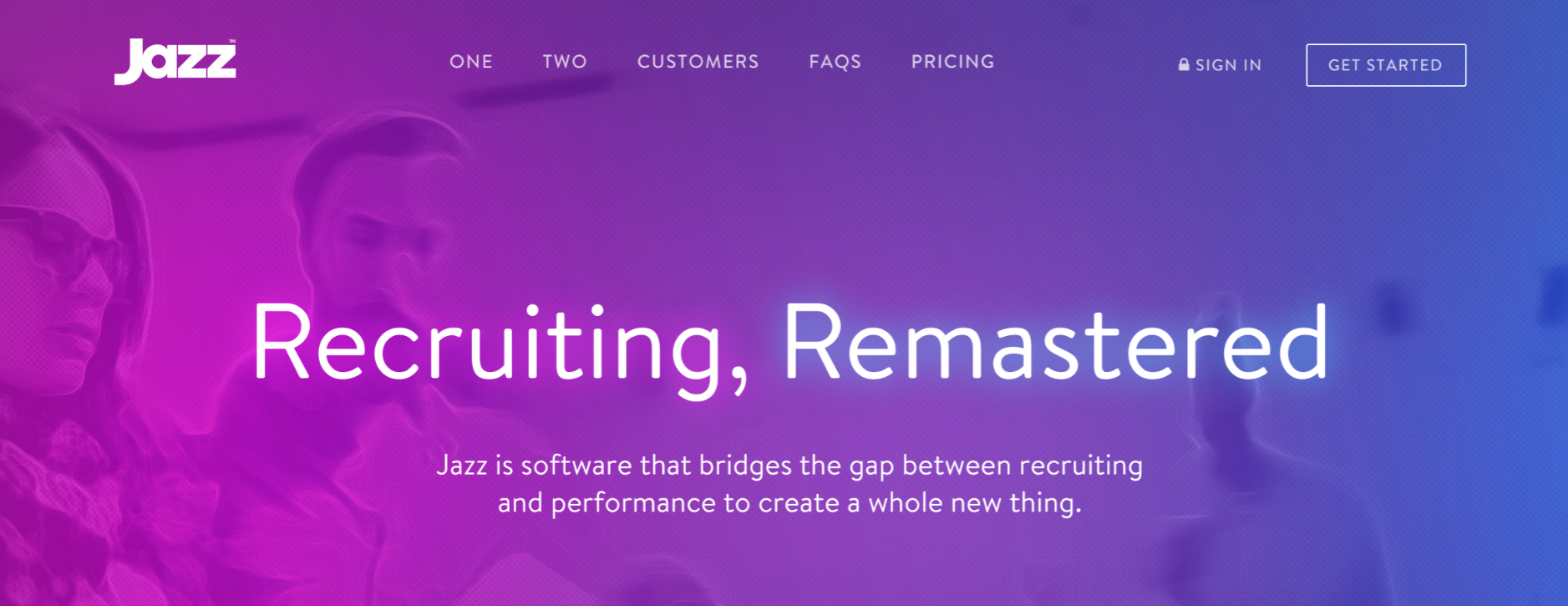 Resumator The Resumator Relaunches As Jazz Aims To Bring Data To The ...