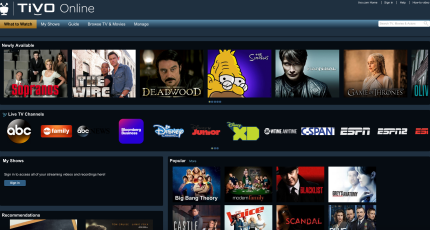 TiVo Now Lets Subscribers Stream Recordings And Live TV Via