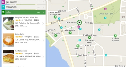 Microsoft Previews New Bing Maps, Puts Focus On Travel