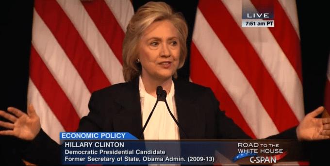 Clinton C-Span