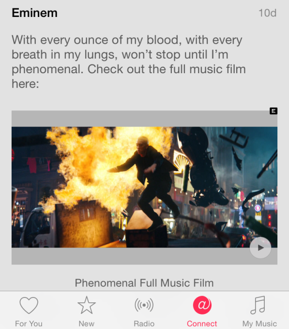 Apple Music's Strategy Is No-Paywall Premieres, Not Exclusives