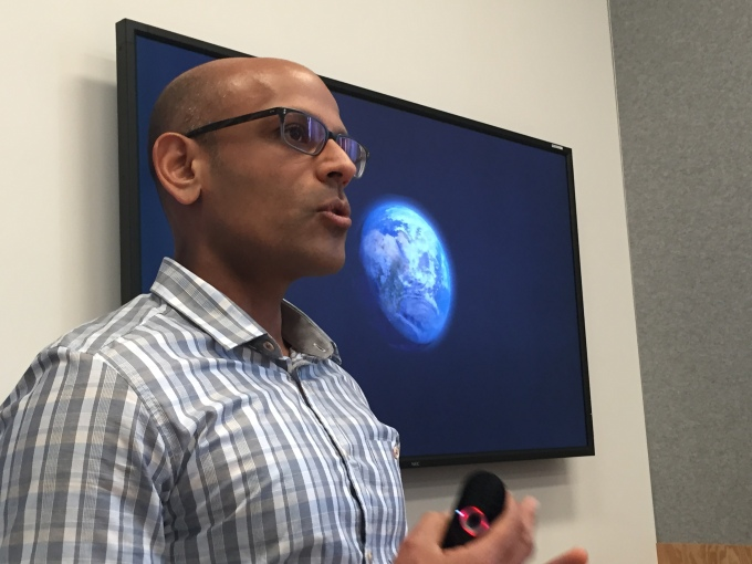 Facebook's VP of Engineering Jay Parikh details Aquila's progress at its Menlo Park HQ