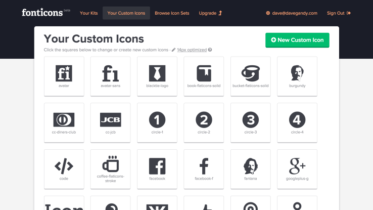 fonticons-custom-icons