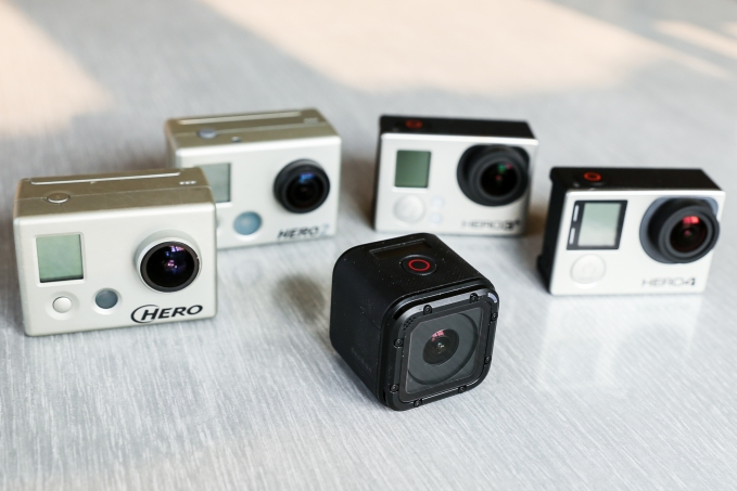 GoPro kills the Session camera cube