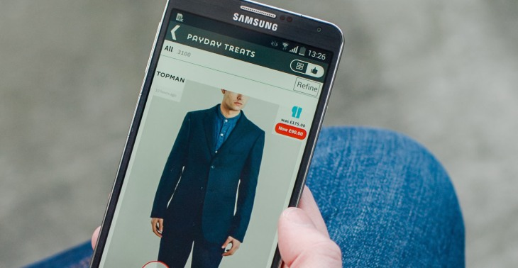 Tinder-Esque Clothes Shopping App Mallzee Swipes Another